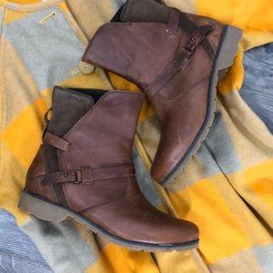 Teva De Lavina Leather Ankle Boots waterproof 9.5